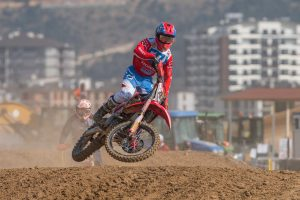 Waters lands Team Honda Redmoto Assomotor opportunity