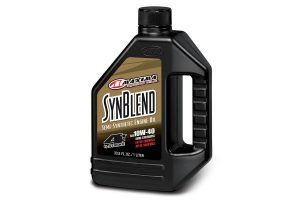 Product: 2018 Maxima Racing Oils SynBlend 4T range