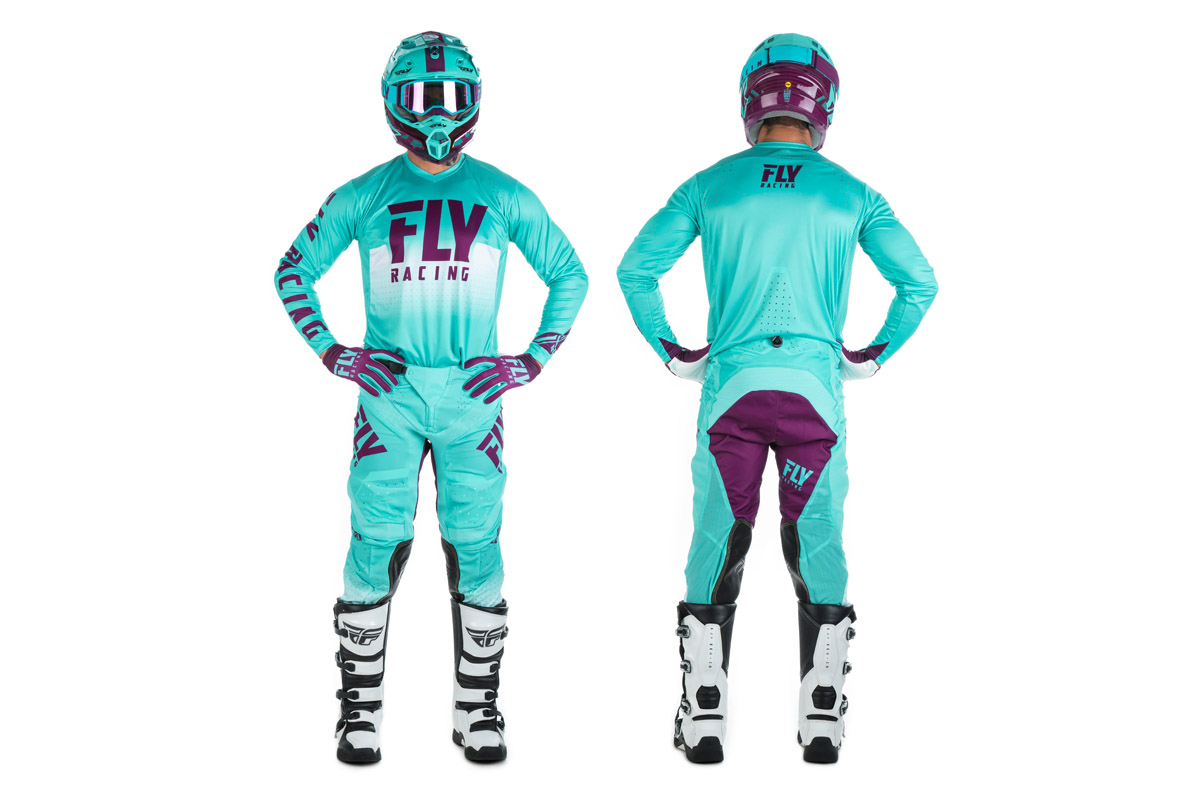 Product: 2019 Fly Seafoam special edition gear set
