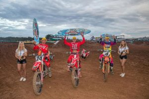 Dual class wins for Dunlop Geomax