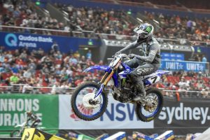 Long lands top five in SX1 championships