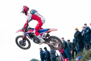 Evans impresses in first European hit out at Riola