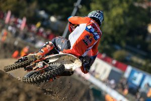 Herlings suffers foot injury in Spanish training incident