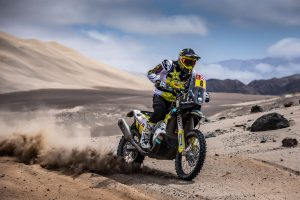 Quintanilla regains control of Dakar with stage six victory