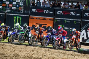 MXGP promoter Youthstream acquired by Infront