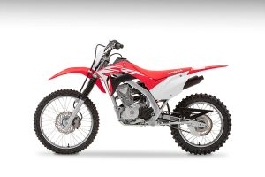Fuel injected fun with Honda's new kids bikes
