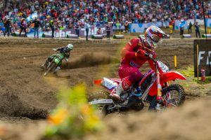 Favoured Matterley Basin circuit promotes optimism for Gajser