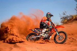 North Star Pastoral KTM Desert Racing Team on-track for Finke