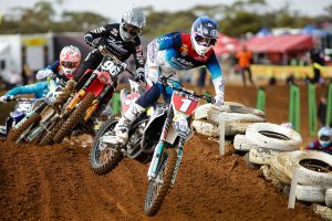 Todd thankful to escape race one wheel damage unscathed