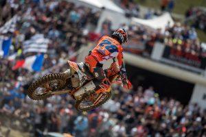 Red Bull KTM extends Vialle contract through 2021 season