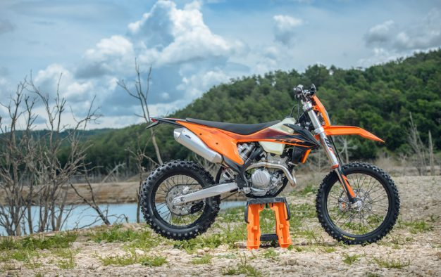 2020 ktm 250 excf review