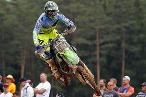 Kawasaki Racing Team to draft in Searle from Czech MXGP