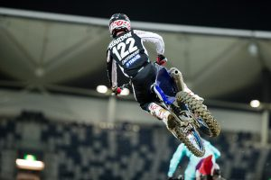 Reardon reunites with CDR Yamaha Monster Energy for AUS Supercross