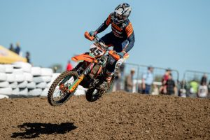 Feared knee injury for Mellross at Moree MX Nationals