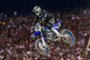 Hill joins CDR Yamaha Monster Energy for AUS Supercross return