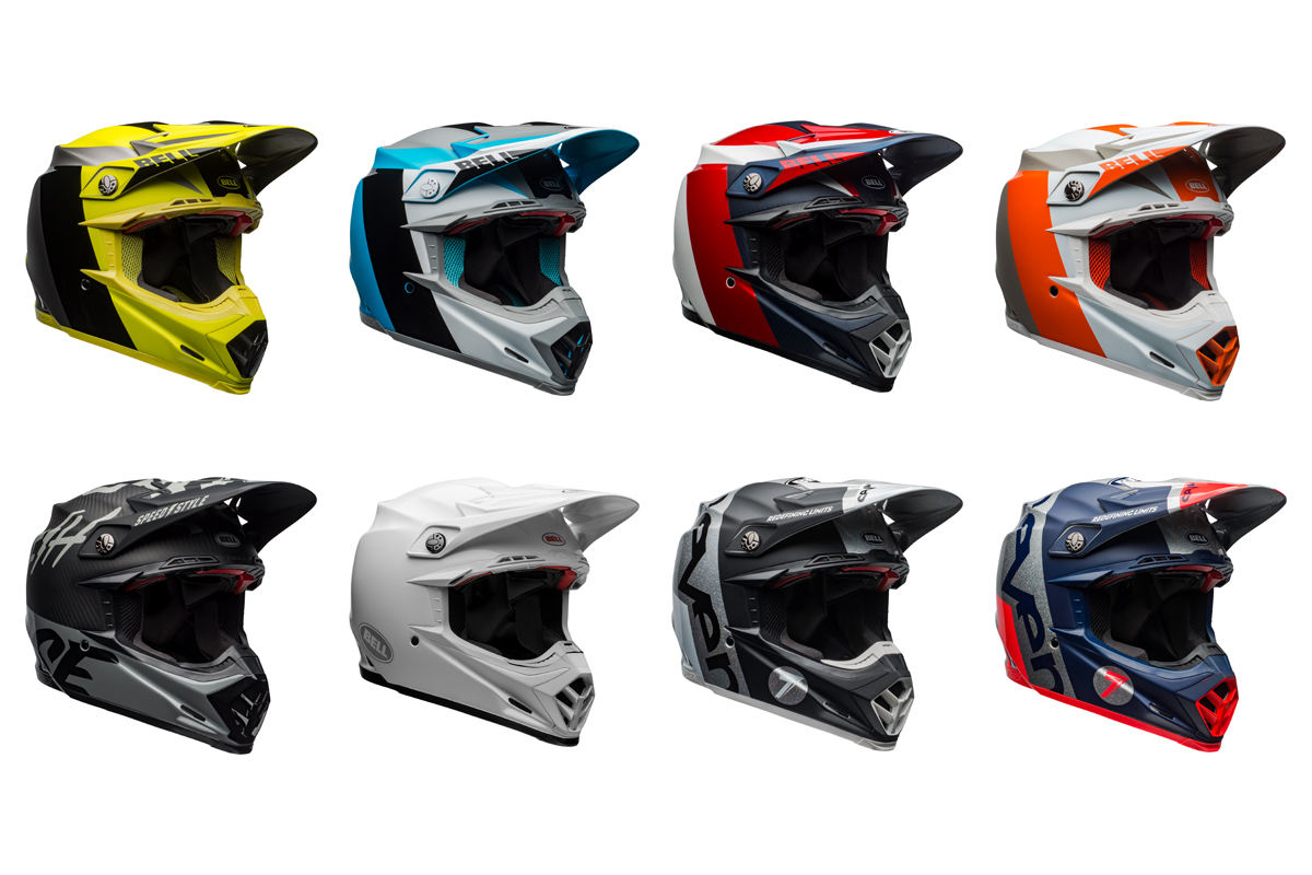 another chance latest design 50% price Detailed: 2020 Bell Moto-9 Flex helmet - MotoOnline.com.au