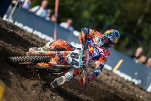 Luckless return for Herlings at MXGP of Sweden