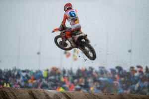 Netherlands clinches first MXoN victory at rain-soaked Assen