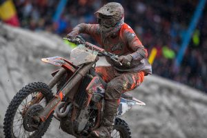Herlings 'not satisfied' with individual MXoN performance