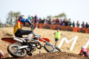 AJMX reaches halfway at Gillman as heats and finals continue