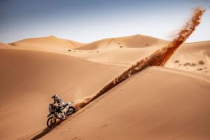 Short claims maiden Rally du Maroc victory