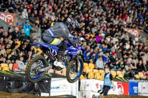 Reigning champion Wilson adamant SX2 title defence not over