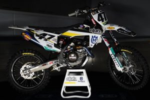 DPH Husqvarna Primed for Supercross Start this Weekend