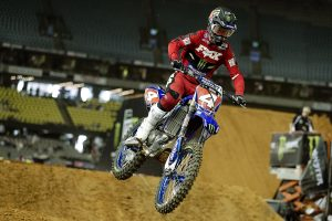 Clout tops AUS-X Open qualifying in Melbourne