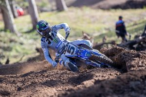 Gibbs leads CDR Yamaha Monster Energy Team charge at Gympie