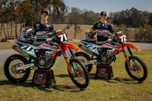 Raceline KTM Thor ready for Australian Supercross