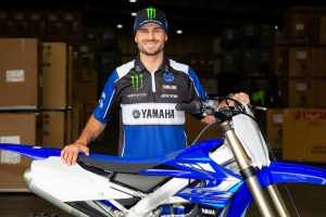Mellross joins Gibbs at CDR Yamaha Monster Energy Team