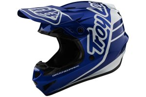 Detailed: 2021 Troy Lee Designs GP helmet