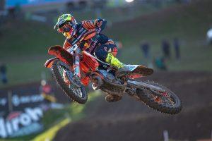 Cairoli re-signs with KTM through 2021 MXGP season