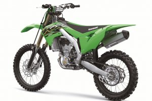 Detailed: 2021 Kawasaki KX range
