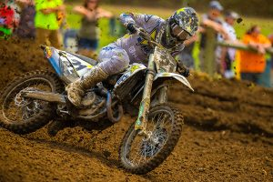 Plate removal sidelines Anderson for upcoming Pro Motocross rounds