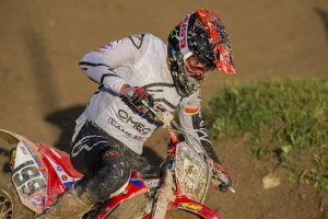 MX2 newcomer Crawford to miss season-remainder