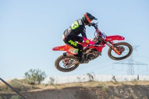 Injury woes of Team HRC's Evans continue with broken wrist