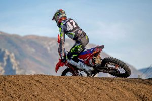 Malkiewicz returning home from Europe for MX1 campaign