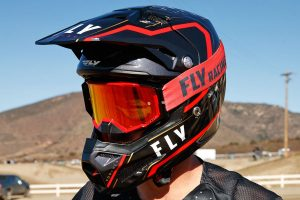Tested: 2021 Fly Racing Formula Carbon helmet