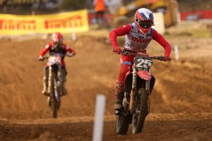 Fox and Davy win support classes at Canberra