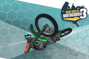 Mad Skills Motocross 3 available now