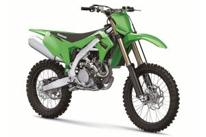 Detailed: 2022 Kawasaki KX range