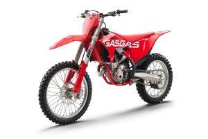 Detailed: 2022 GasGas MC and EC range