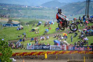 Pro Motocross title defence of Osborne over