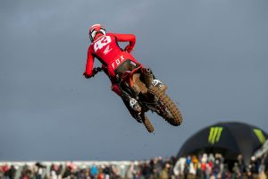 Team HRC's Evans recovering from third wrist surgery