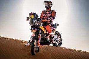 Dakar legend Toby Price to release autobiography