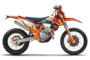 Detailed: 2022 KTM 350 EXC-F Factory Edition